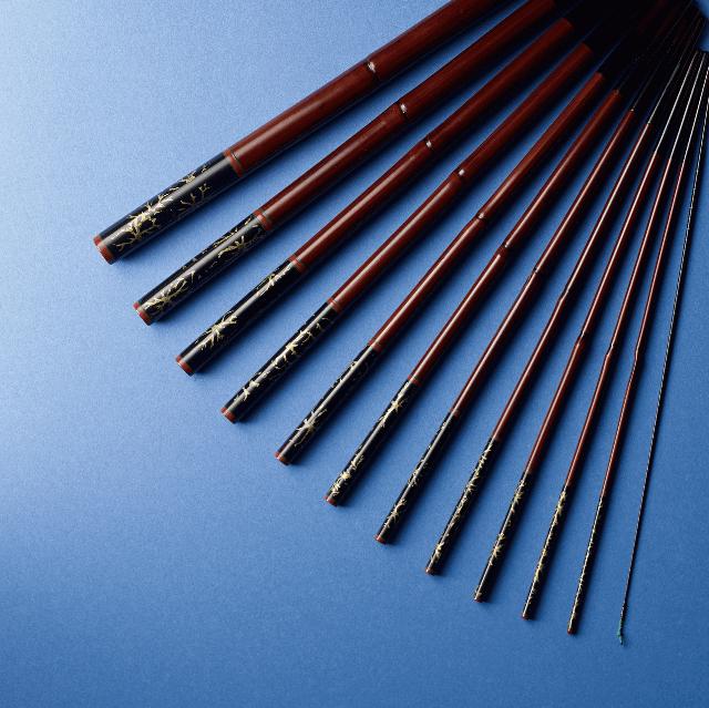 江戸和竿 | 東京の伝統工芸品 | 東京都産業労働局