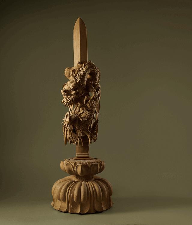 江戸木彫刻 | 東京の伝統工芸品 ...