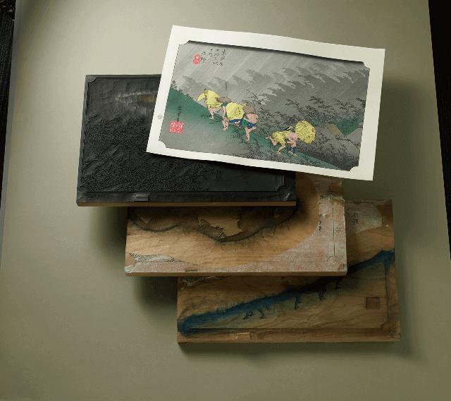 江戸木版画 | 東京の伝統工芸品 | 東京都産業労働局