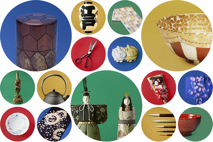 40 Traditional Crafts of Tokyo